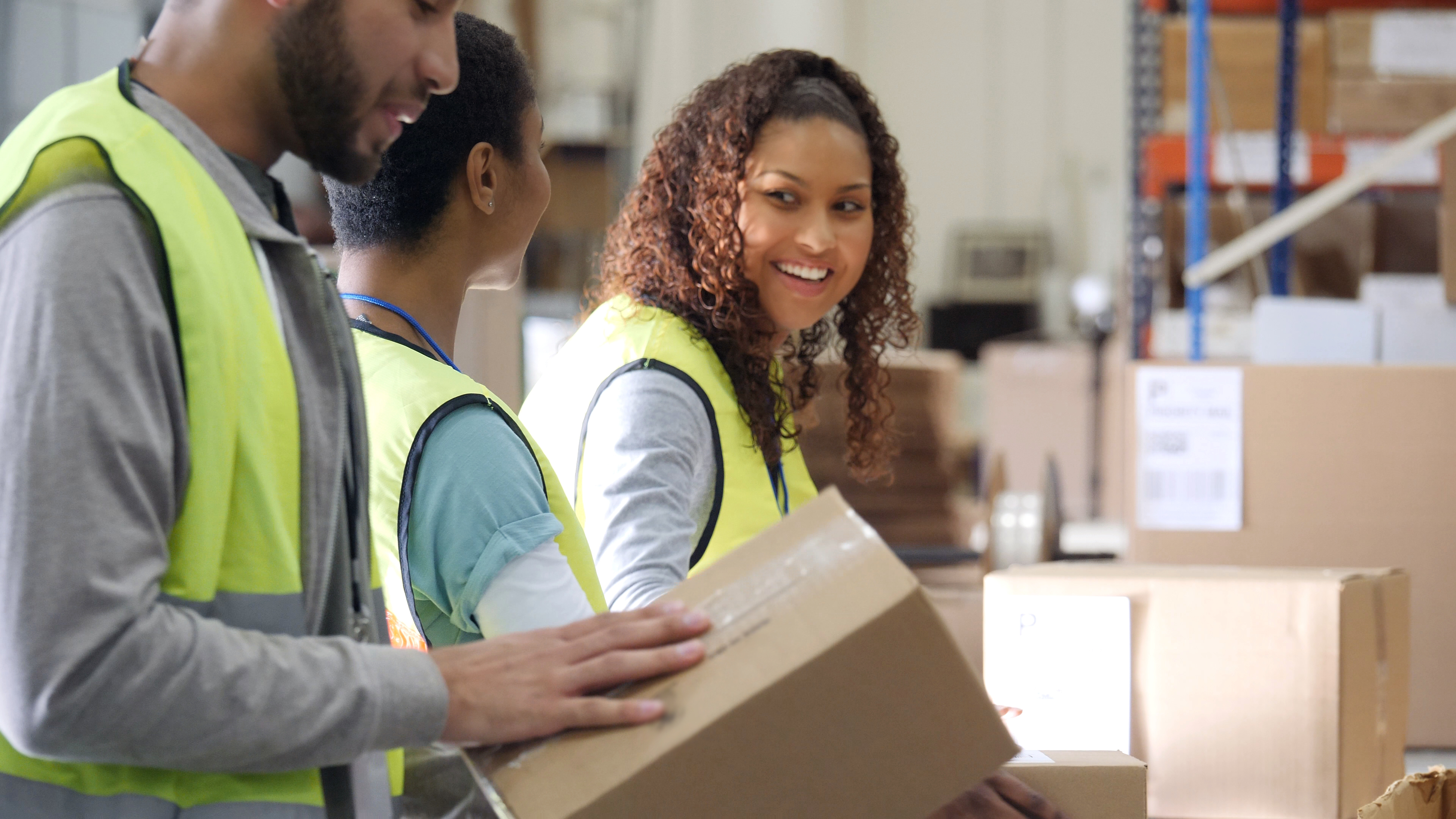 5 Signs You Need More Warehouse Shippers and Receivers