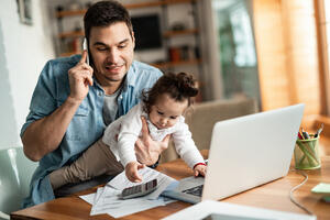 Balancing-Remote-Work-with-Children-at-Home