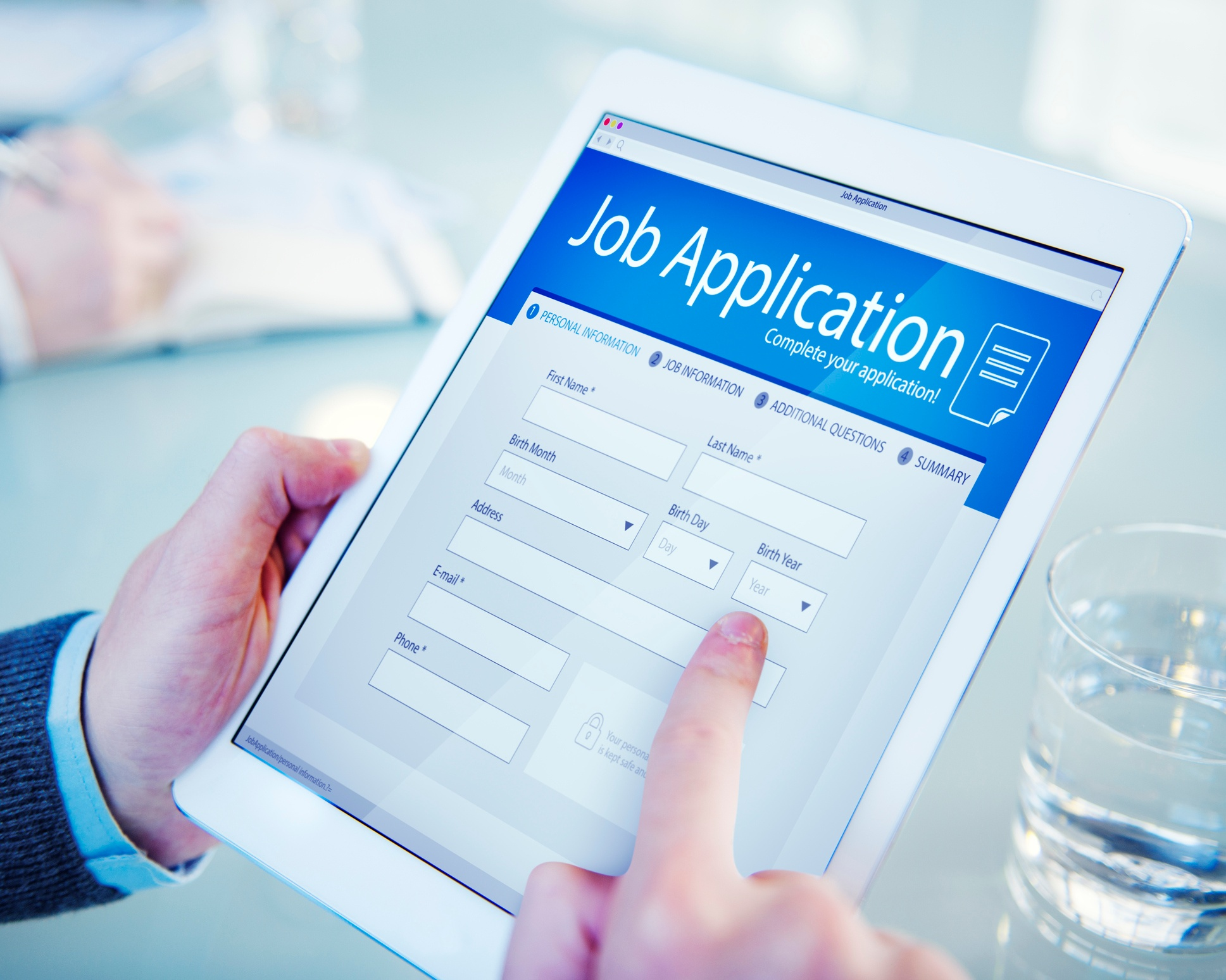 5 Online Job Application Mistakes You'll Want to Avoid