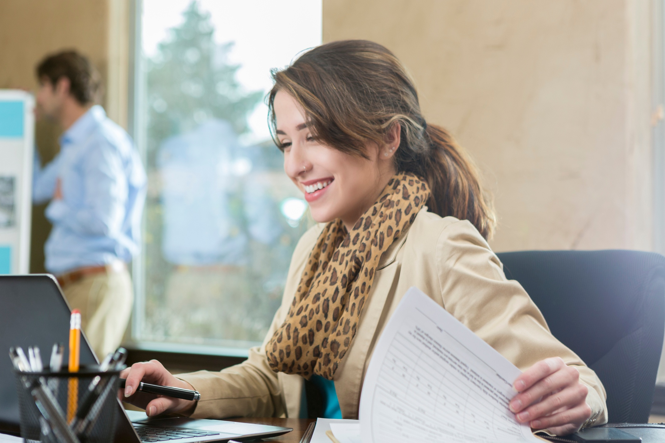hiring a data entry clerk  look for these 4 skills